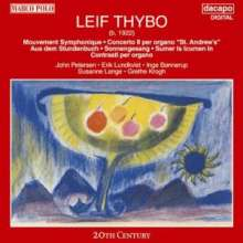 Leif Thybo (geb. 1922): Mouvement Symphonique f.Trompete & Org., CD