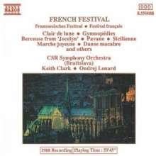 Französisches Festival, CD