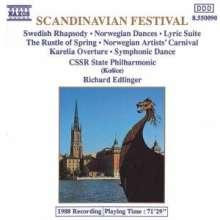 Skand.Festival, CD