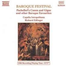 Barockfestival, CD
