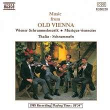 Wiener Schrammel-Musik, CD