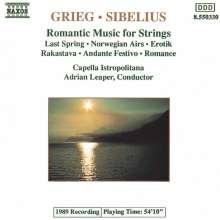 Jean Sibelius (1865-1957): Rakastava op.14, CD