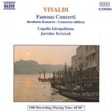 Antonio Vivaldi (1678-1741): Konzert f.Oboe & Violine RV 548, CD