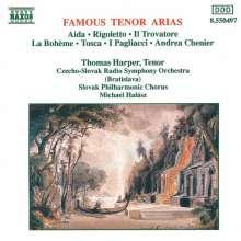Thomas Harper singt Arien, CD