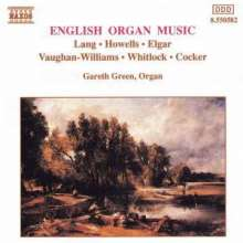 Englische Orgelmusik, CD