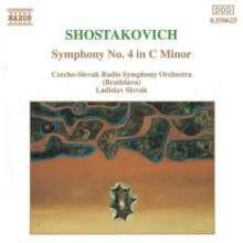 Dimitri Schostakowitsch (1906-1975): Symphonie Nr.4, CD
