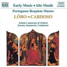 Duarte Lobo (1565-1646): Requiem (Missa pro defunctis), CD