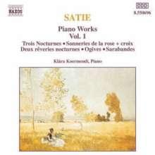 Erik Satie (1866-1925): Klavierwerke Vol.1, CD