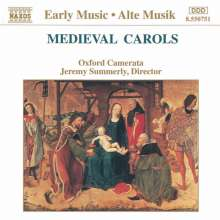 Oxford Camerata - Medieval Carols, CD