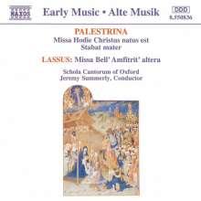 "Giovanni Perluigi da Palestrina (1525-1594): Missa ""Hodie Christus natus est"", CD"