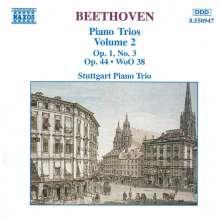 Ludwig van Beethoven (1770-1827): Klaviertrios Nr.3,9,10,12, CD