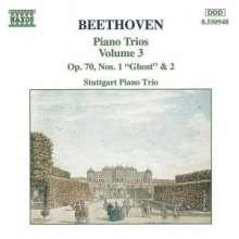 Ludwig van Beethoven (1770-1827): Klaviertrios Nr.5 & 6, CD