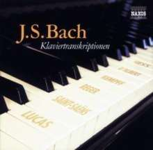 Bach - Klaviertranskriptionen, CD