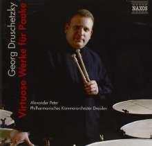 Georg Druschetzky (1745-1819): Werke für Pauke & Orchester, CD