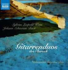 Niehusmann Gitarren Duo - Gitarrenduos des Barock, CD