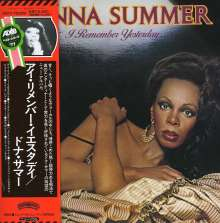 Donna Summer: I Remember Yesterday (SHM-CD) (Limited Papersleeve), CD