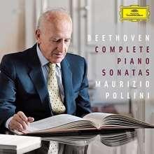 Ludwig van Beethoven (1770-1827): Klaviersonaten Nr.1-32 (SHM-CD), 8 CDs