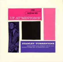 Stanley Turrentine (1934-2000): Up At Minton's Vol.2 (2, CD
