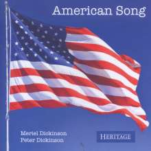 Meriel Dickinson - American Song, CD