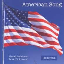 Meriel Dickinson - American Song, CD