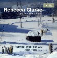 Rebecca Clarke (1886-1979): Werke für Cello & Klavier, CD