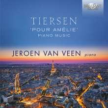"""Yann Pierre Tiersen (geb. 1970): Klavierwerke """"Pour Amelie"""", 2 CDs"""