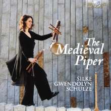 The Medieval Piper, CD