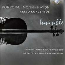 Adriano Maria Fazio - Invisible, CD