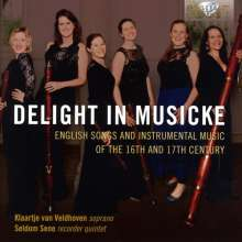 Delight in Musicke, CD