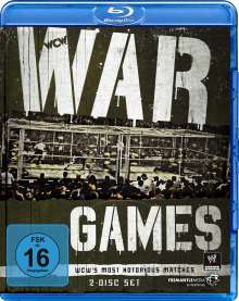 War Games - WCWs Most Notorious Matches (Blu-ray), 2 Blu-ray Discs