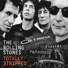 The Rolling Stones: Totally Stripped (Deluxe-Edition), 4 DVDs