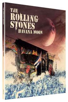 The Rolling Stones: Havana Moon (Limited-Deluxe-Edition), DVD