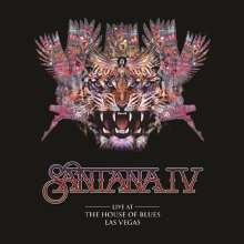 Santana: Live At The House Of Blues, Las Vegas (180g), 3 LPs