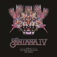 Santana: Live At The House Of Blues, Las Vegas, 2 CDs