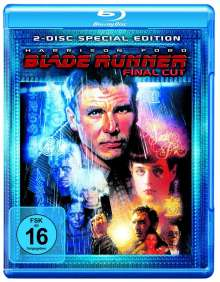 Blade Runner (Final Cut) (Blu-ray), Blu-ray Disc