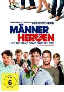 Männerherzen ... und die ganz ganz große Liebe, DVD