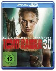 Tomb Raider (3D Blu-ray), Blu-ray Disc