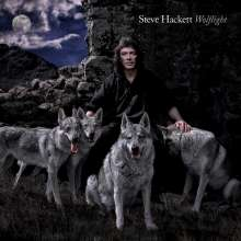 Steve Hackett: Wolflight, CD