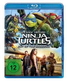 Teenage Mutant Ninja Turtles - Out of the Shadows (Blu-ray), Blu-ray Disc