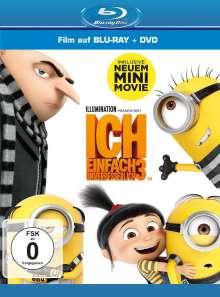 Ich - Einfach unverbesserlich 3 (Blu-ray & DVD), Blu-ray Disc