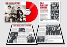 The Rolling Stones: The Complete British Radio Broadcasts Volume 1 (180g) (Limited-Numbered-Edition) (Red Vinyl), LP