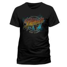 The Darkness: Hot Cakes (T-Shirt,Schwarz,Größe M), T-Shirt