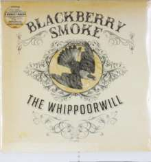 Blackberry Smoke: The Whippoorwill (Limited Edition) (Green Vinyl) (+3 Bonustracks), 2 LPs