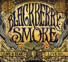 Blackberry Smoke: Leave A Scar: Live In North Carolina (180g), 2 LPs