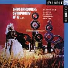 Dimitri Schostakowitsch (1906-1975): Symphonie Nr.6, CD