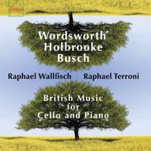 Raphael Wallfisch: Various: British Music For Cel, CD