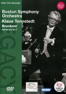 Anton Bruckner (1824-1896): Symphonie Nr.7, DVD