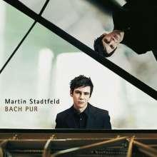Martin Stadtfeld - Bach pur, 2 CDs