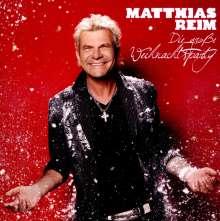 Matthias Reim: Die große Weihnachtsparty, CD