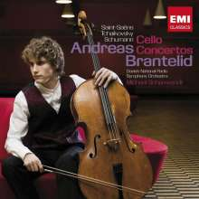 Andreas Brantelid - Cello Concertos, CD